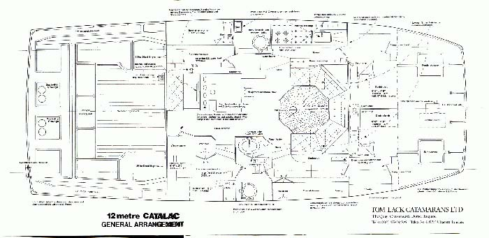 Catalac 12M Layout