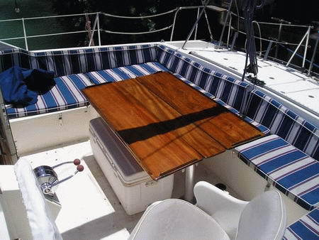 Catalac 12M cruising catamaran